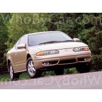 Поколение Oldsmobile Alero купе