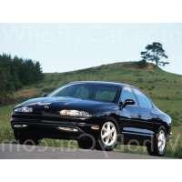 Поколение Oldsmobile Aurora I