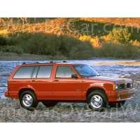 Поколение Oldsmobile Bravada I
