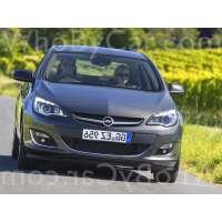 Поколение Opel Astra J седан рестайлинг