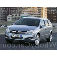 Поколение автомобиля Opel Astra H 5 дв. универсал рестайлинг