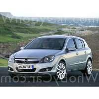 Поколение автомобиля Opel Astra H 5 дв. хэтчбек рестайлинг