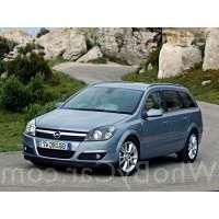 Поколение автомобиля Opel Astra H 5 дв. универсал