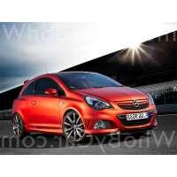 Поколение Opel Corsa OPC D I рестайлинг