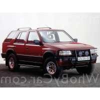 Поколение Opel Frontera A 5 дв. внедорожник