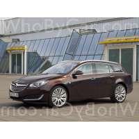 Поколение Opel Insignia I 5 дв. универсал рестайлинг