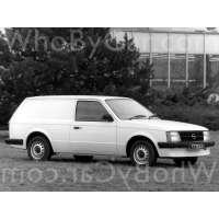 Поколение Opel Kadett D 3 дв. универсал