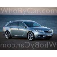 Поколение Opel Insignia I 5 дв. универсал