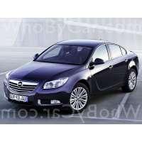 Поколение Opel Insignia I седан