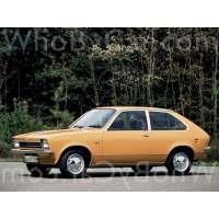 Поколение Opel Kadett C 3 дв. хэтчбек