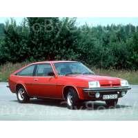 Поколение автомобиля Opel Manta B 3 дв. хэтчбек