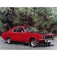 Поколение Opel Manta A