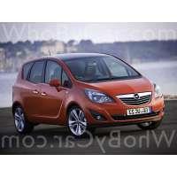 Поколение Opel Meriva B