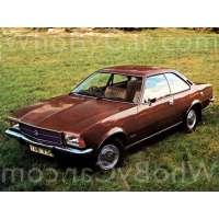 Поколение Opel Rekord D купе