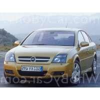 Поколение Opel Vectra C 5 дв. хэтчбек