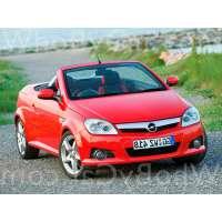 Поколение Opel Tigra B