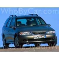 Поколение Opel Vectra B 5 дв. универсал