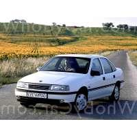Поколение Opel Vectra A седан