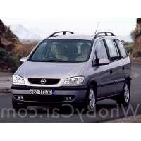 Поколение Opel Zafira A