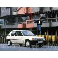 Поколение Peugeot 205 3 дв. хэтчбек