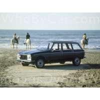 Поколение Peugeot 304 5 дв. универсал