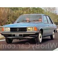 Поколение Peugeot 305 седан