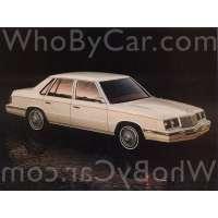 Поколение Plymouth Caravelle седан