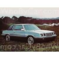 Поколение Plymouth Caravelle купе