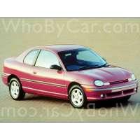 Поколение Plymouth Neon купе