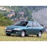 Поколение Peugeot 306 седан