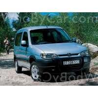 Поколение Peugeot Partner I