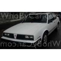 Поколение Pontiac 6000 купе