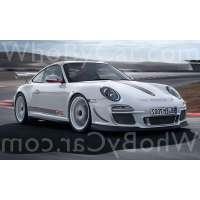 Поколение Porsche 911 GT3 997 рестайлинг