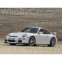 Поколение Porsche 911 GT3 997