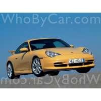 Поколение Porsche 911 GT3 996 рестайлинг
