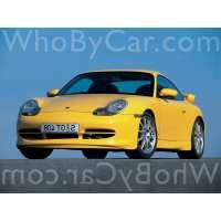 Поколение Porsche 911 GT3 996