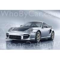 Поколение Porsche 911 GT2 997 рестайлинг