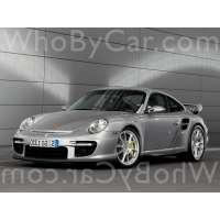 Поколение Porsche 911 GT2 997