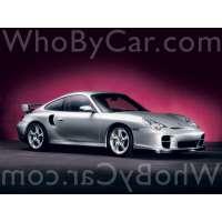Поколение Porsche 911 GT2 996