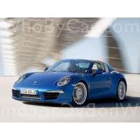 Поколение Porsche 911 VII (991) тарга