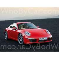Поколение Porsche 911 VII (991) купе