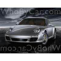Поколение Porsche 911 VI (997) купе рестайлинг