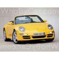 Поколение Porsche 911 VI (997) кабриолет