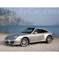 Поколение Porsche 911 VI (997) тарга