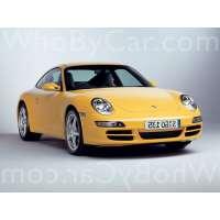 Поколение Porsche 911 VI (997) купе