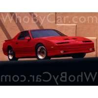 Поколение Pontiac Firebird III купе
