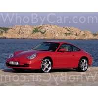 Поколение Porsche 911 V (996) купе рестайлинг