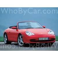 Поколение Porsche 911 V (996) кабриолет рестайлинг