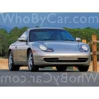 Поколение Porsche 911 V (996) купе