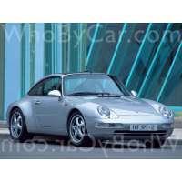 Поколение Porsche 911 IV (993) тарга